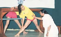 B K S Iyengar - FAQs : Iyengar Yoga Therapy